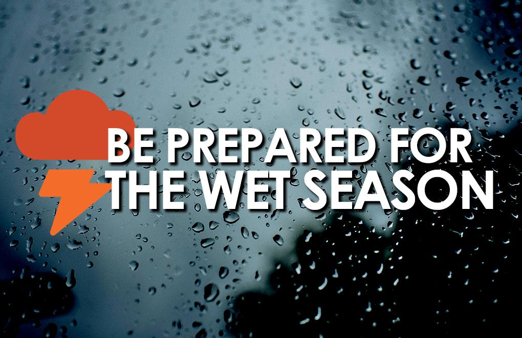 Be prepared banner