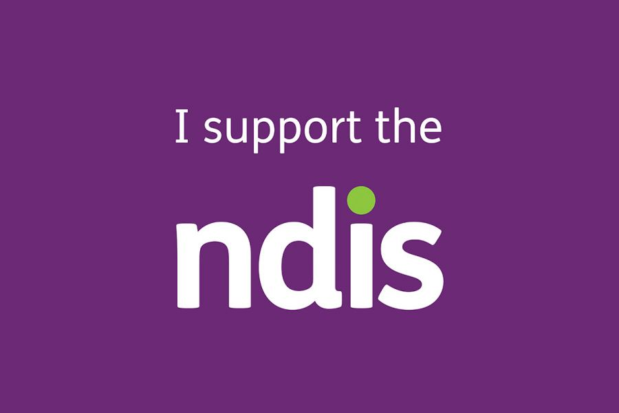 NDIS support logo